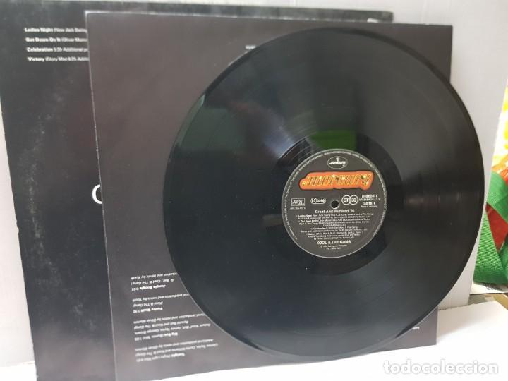 Discos de vinilo: MAXI SINGLE-KOOL & THE GANG-GREAT AND REMIXED 91- en funda original 1991 - Foto 3 - 242997985