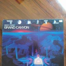 Discos de vinilo: TOMITA – GRAND CANYON, 1985. Lote 243000445