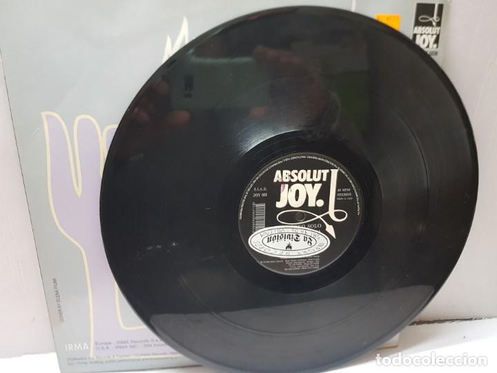 Discos de vinilo: MAXI SINGLE-MASOKO SOLO-PESSA PESSA- en funda original 1994 - Foto 3 - 243002590