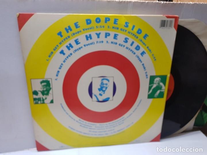 Discos de vinilo: MAXI SINGLE 33 1/3-DESKEE-KID GET HYPED- en funda original 1991 - Foto 2 - 243017815