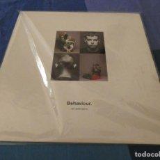 Discos de vinilo: EXPRO LP PET SHOP BOYS BEHAVIOUR ESTADO IMPECABLE DE COLECCIONISTA LOCO. Lote 243040690