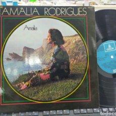 Discos de vinilo: AMALIA RODRÍGUES LP ESPAÑA 1973. Lote 243041340