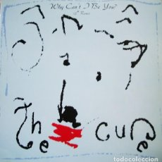 Disques de vinyle: CURE WHY CANT BE YOU. Lote 243057850