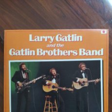 Discos de vinilo: LARRY GATLIN AND THE GATLIN BROTHERS BAND ‎– GREATEST HITS - COLUMBIA ‎– WPC 36488 - CANADÁ. Lote 243068420