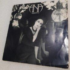 Disques de vinyle: ANA BELEN- AGAPIMU. Lote 243074440