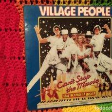 Discos de vinilo: VILLAGE PEOPLE .. Lote 243077450