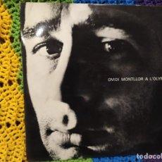 Discos de vinilo: OVIDI MONTLLOR A L' OLYMPIA. Lote 243078430