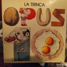 Discos de vinilo: LA TRINCA. - OPUS 10-. Lote 243080500