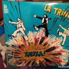 Discos de vinilo: LA TRINCA - XAUXA-. Lote 243082925