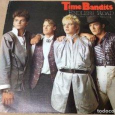 Discos de vinilo: TIME BANDITS - ENDLESS ROAD. PROMOCIONAL CBS 1985.. Lote 243092190