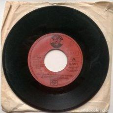 Disques de vinyle: CRAZY CAVAN N THE RHYTHM ROCKERS. MI HERMANITA TIENE UNA MOTO/ TEDDY JIVE. CHARLY, SPAIN 1979. Lote 243093695