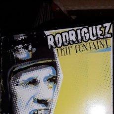 """Discos de vinilo: E.P. 7"""" 45 RPM - RODRIGUEZ """"TRIP FONTAINE""""//""""HORNET BUZZ, GO ELECTRIC!"""" (PUNK ROCK KILLERS!2004). Lote 243100715"""