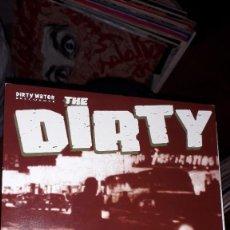 """Discos de vinilo: E.P. 45 RPM - THE DIRTY """"CINNAMON""""//""""BLACK SUGAR"""", """"B-MOVIE DANCE"""" GARAGE ROCK 2003). Lote 243104140"""