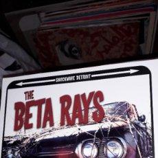 "Discos de vinilo: E.P. 7"" 45 RPM - THE BETA RAYS ""CAN'T SLEEP"", ""DON'T GO AWAY""//""PIRANHA"",""OUTER DRIVE"" (GARAGE ROCK). Lote 243104470"