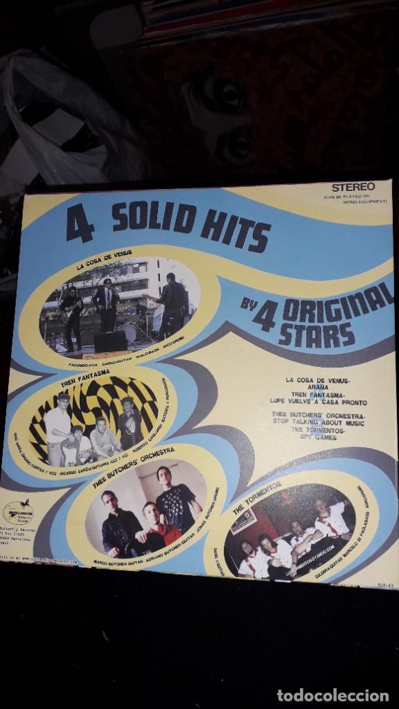 "Discos de vinilo: E.P. 7"" 45 RPM - SOUTH AMERICAN TEENAGE GARAGE PUNK VOL. 2 (Butterfly Records, Barcelona) - Foto 2 - 243104835"