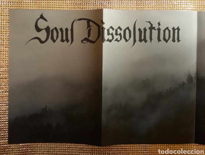 Discos de vinilo: SOUL DISSOLUTION : NOWHERE - Foto 6 - 243119525