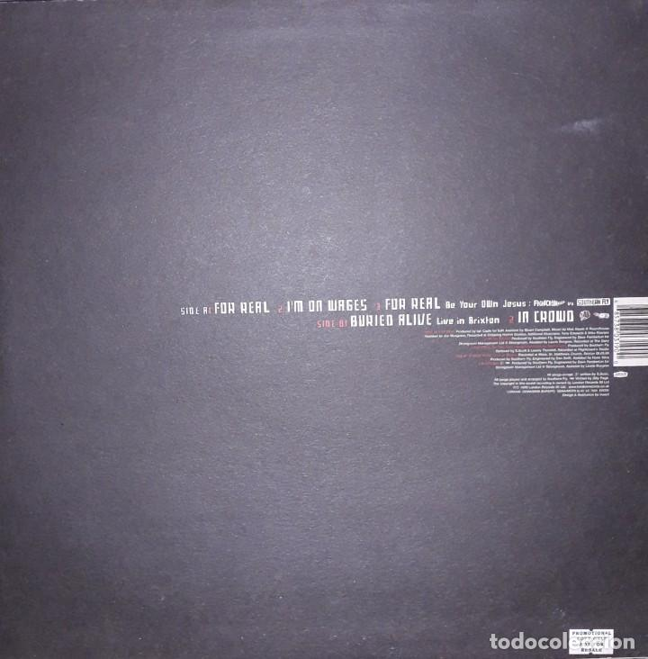 "Discos de vinilo: MAXI E.P. 12"" - SOUTHERN FLY - FOR REAL E.P. (1999 Alternative Rock, Downtempo) - Foto 2 - 243123770"