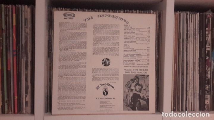 Discos de vinilo: HAPPENINGS - PSYCLE - Foto 2 - 243129045