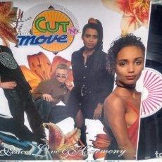 Discos de vinil: LP (VINILO) DE CUT N´MOVE AÑOS 90. Lote 243131675