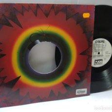 Discos de vinilo: DISCO EPS 33 -SIDE LAKE PRODUCTION-CYBORG- EN FUNDA ORIGINAL 1991. Lote 243140625