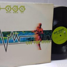 Discos de vinilo: DISCO EPS 33 -DE BOS-ON THR RUN- EN FUNDA ORIGINAL 1997. Lote 243145200