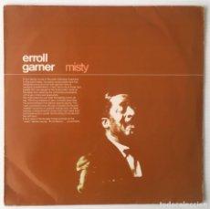 Discos de vinilo: ERROLL GARNER. MISTY. MERCURY, 1961. Lote 243148745