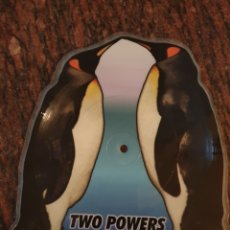 Discos de vinilo: WHATEVER YOU WANT. TWO POWERS. Lote 243181385