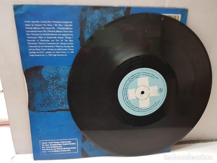 Discos de vinilo: DISCO EPS 33 1/3 -CHAPTER + THE VERSE-THANK YOU TO BE FREE- en funda original 1992 - Foto 3 - 243181925