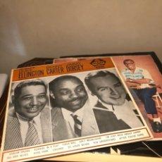 Discos de vinilo: LOTE DE 11 DISCOS DE VINILO BLUES Y JAZZ. Lote 243210175