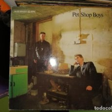 Discos de vinilo: DISCO DE VINILO PET SHOP BOYS . IT'S A SIN. MAXI SINGLE 45 RPM. Lote 243220020