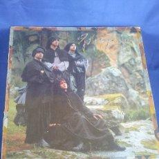 Discos de vinilo: GOLPES BAJOS-A SANTA COMPAÑA 1984 EDICIÓN ORIGINAL. Lote 277423888