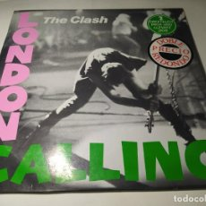 Dischi in vinile: LP - THE CLASH ‎– LONDON CALLING - CBS 460114 1 - 2LP ( VG+ / VG+) SPAIN AÑOS 80 ! DISCAZO!!. Lote 243229745