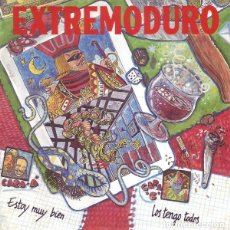 Disques de vinyle: EXTREMODURO. Lote 243255335