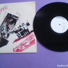 "Discos de vinilo: MUY RARO/DIFICIL PUNK.ORIGINAL FRANCIA .AÑO 1979.PRAGVEC. PRAGVEC.VINYL,12"".CELLULOID – LTD 1040 S. Lote 243274055"