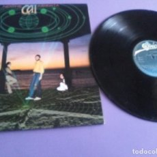 Disques de vinyle: JOYA LP ORIGINAL. CAI. NOCHE ABIERTA. ROCK PROGRESIVO ANDALUZ. CHANO DOMINGUEZ.1980.PORTADA ABIERTA. Lote 243283755