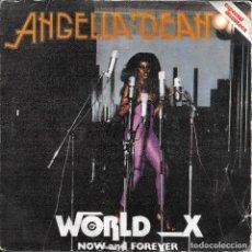 Discos de vinilo: ANGELLA DEAN WORLD X. Lote 243321890