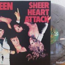 Disques de vinyle: LP QUEEN - SHEER HEART ATACK. Lote 243364690