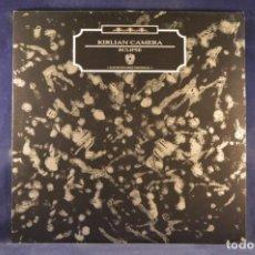 Discos de vinilo: KIRLIAN CAMERA - ECLIPSE (DAS SCHWARZE DENKMAL) - LP. Lote 243380455