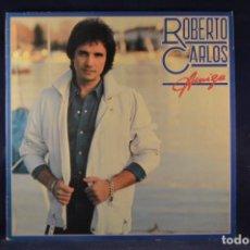 Discos de vinilo: ROBERTO CARLOS - AMIGA - LP. Lote 243386400