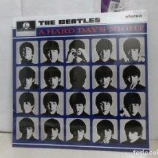 Disques de vinyle: THE BEATLES -A HARD DAY'S NIGHT--PARLOPHONE--AÑO 2017-REDICION--EU--PRECINTADO. Lote 243396285