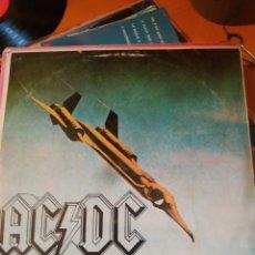 Discos de vinilo: AC/DC. MONSTERS OF ROCK. LP DOBLE.. Lote 243396845