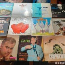 Discos de vinilo: ANTIGUOS VINILOS EP PACK DE DIFERENTES CANTANTES CATALANES, CAPRI, LA TRINCA, CASALS, TAPIMAN. Lote 243404990