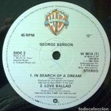 Discos de vinilo: GEORGE BENSON – LADY LOVE ME (ONE MORE TIME). Lote 243409130
