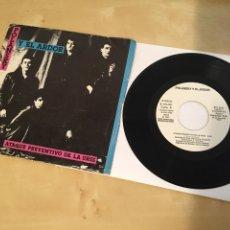 """Disques de vinyle: POLANSKI Y EL ARDOR - ATAQUE PREVENTIVO DE LA URSS - SINGLE PROMO RADIO 7"""" - 1983. Lote 243412480"""