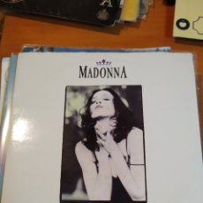 Discos de vinilo: MADONNA LIKE A PRAYER SINGLE. Lote 243415880