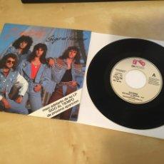 """Discos de vinilo: EXCESS - SIGO AL TIEMPO - GRITARAS, LLORARAS - SINGLE PROMO RADIO 7"""" - 1990. Lote 243420440"""