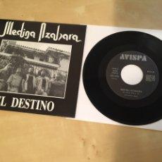 """Discos de vinilo: MEDINA AZAHARA - EL DESTINO / DEJAME VIVIR - SINGLE PROMO RADIO 7"""" 1990 AVISPA. Lote 243422425"""