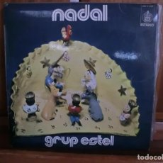 Discos de vinilo: GRUP ESTEL – NADAL. Lote 243423325