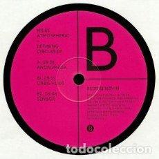 Discos de vinilo: MILES ATMOSPHERIC DEFINING CIRCLES EP BEDROCK VINILO. Lote 233824785