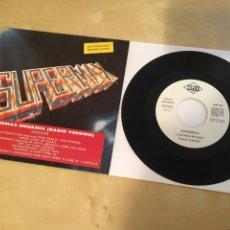 "Discos de vinilo: SUPERMAX MEGAMIX - SINGLE PROMO RADIO 7"" - 1990 TONI PERET JOSE Mª CASTELLS. Lote 243432095"